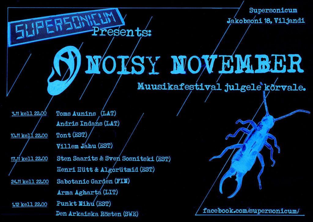 noisy november
