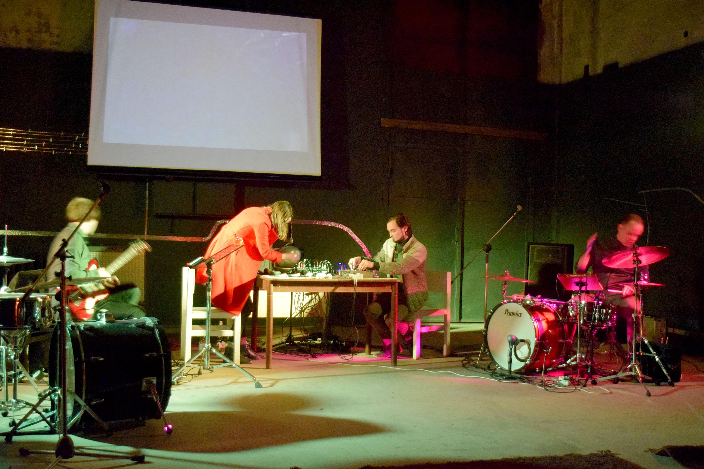 live @ Detune festival, Supersonicum